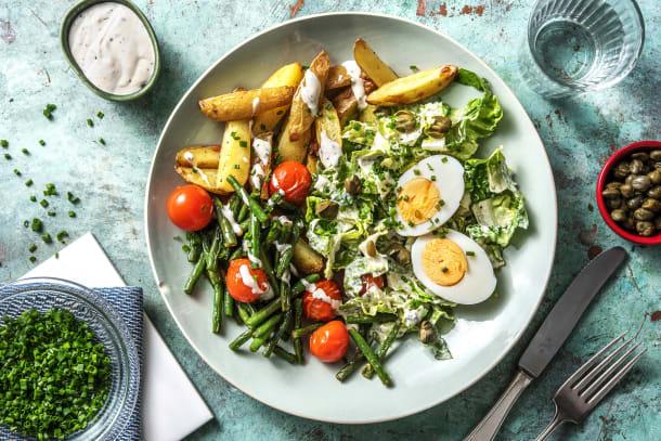 Leichter Genuss - Feiner Kartoffelsalat nach Art Niçoise