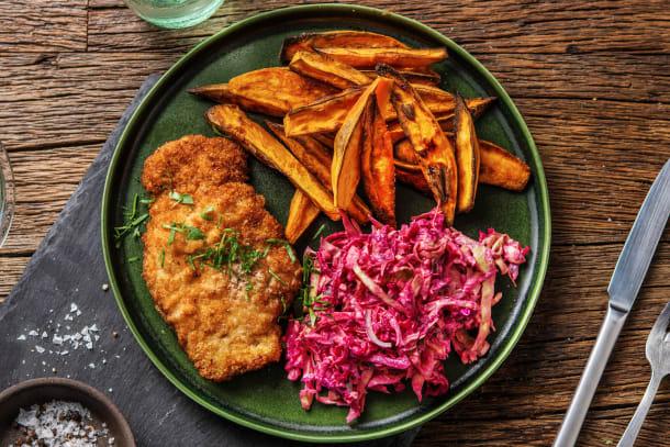Fläskschnitzel
