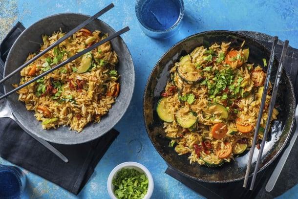 Kalorisnåla måltider - Fried rice