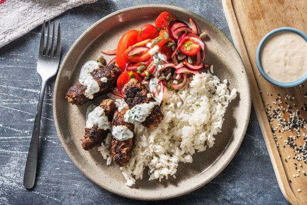 Schnelle Gerichte - Hello Köfte! Türkische Frikadellen