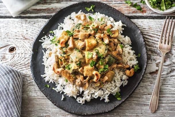 Hello Massaman! Cremig-mildes Thai-Curry