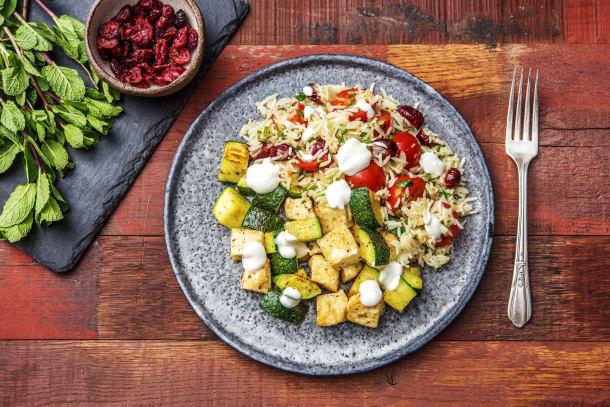 Hello Pilaf! Indisches Reisgericht