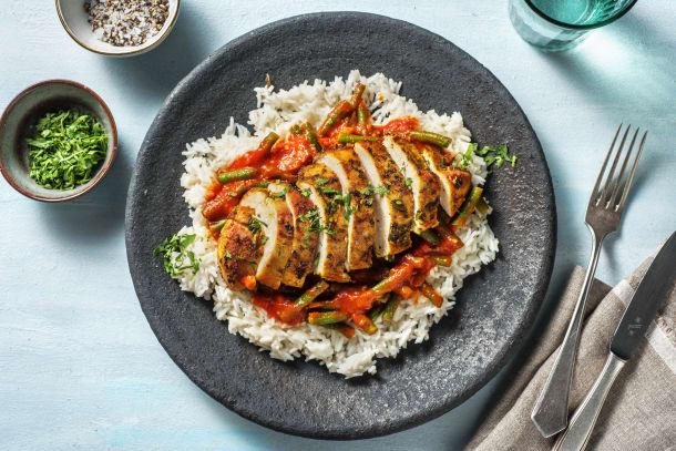 Herby Spiced Chicken