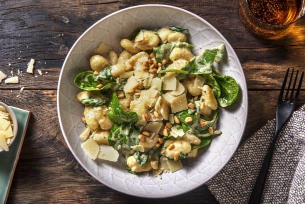 Schnelle Gerichte - Herzhafte Gnocchi-Pfanne
