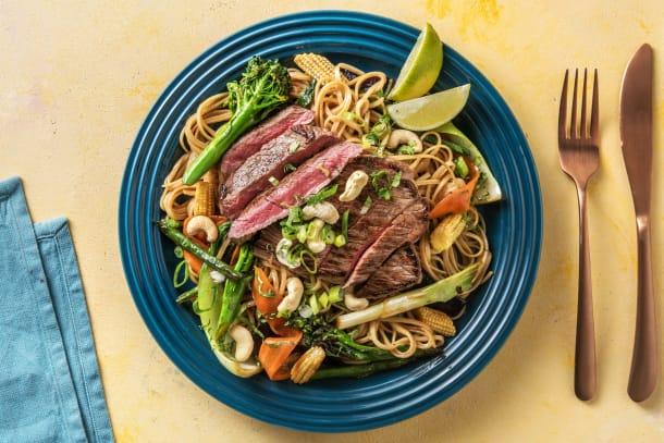 Hoisin Minute Steak Stir-Fry