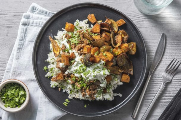 Indian Spiced Beef