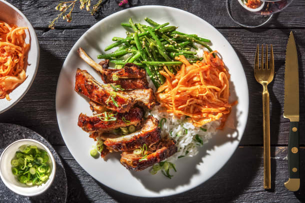 Quick Dinner Ideas - Korean Spiced Ribs