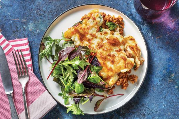 Low Calorie Meals - Lamb Shepherd's Pie