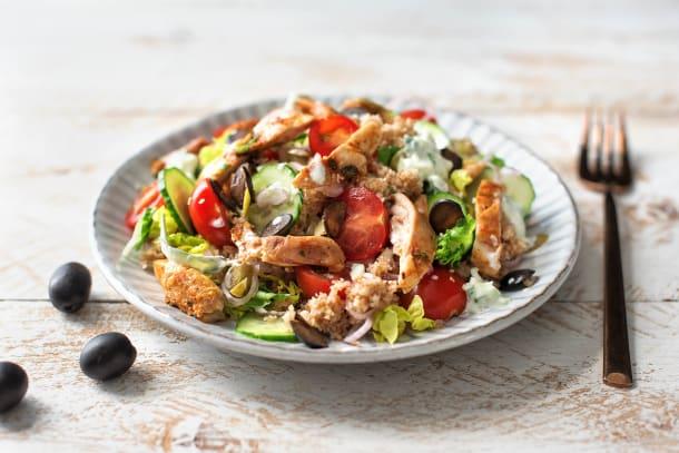 Lebanese Chicken Salad