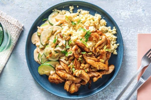 Snabba Middagstips - Marinerad kyckling