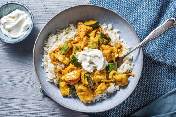 North Indian Style Chicken Curry