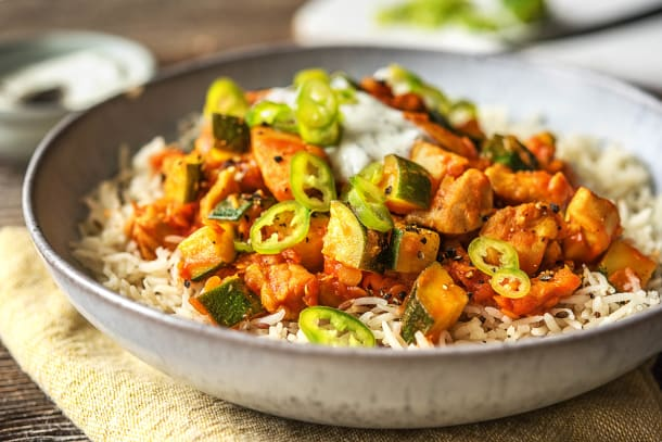 Persian Chicken Stew