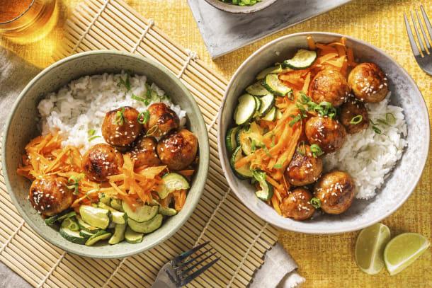 Hälsosamma Recept - Poké bowl