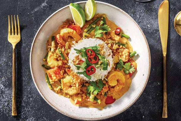 Prawn Thai Red Curry