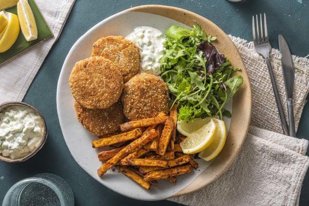 Kalorisnåla måltider - Falafel