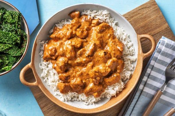 Quick Meals - Quick Butter Chicken Masala