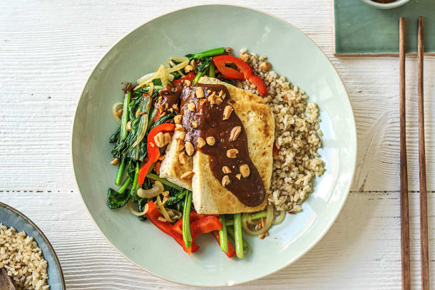 Seared Tofu Steaks