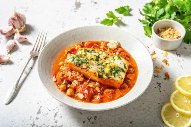 Spanish Style Fish Stew