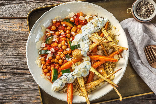 Spiced Winter Stew