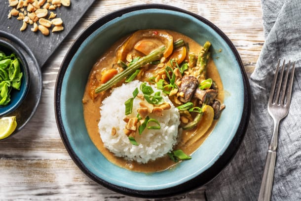 Thermomix Rezepte - Veganes Stir Fry! Gebratenes Gemüse