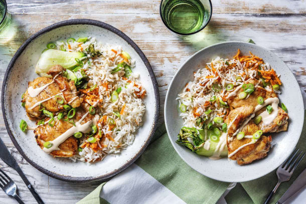 Sweet Hoisin Chicken Bowl