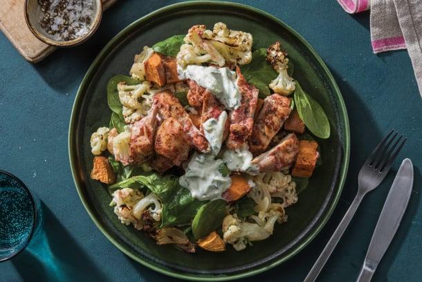 Quick Meals - Tandoori Chicken & Cauliflower Traybake