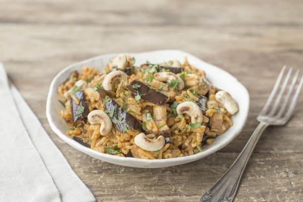 Thai Massaman Rice