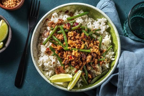 Thai 'Pad Krapow Moo'