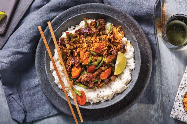 Thai-Spiced Pork