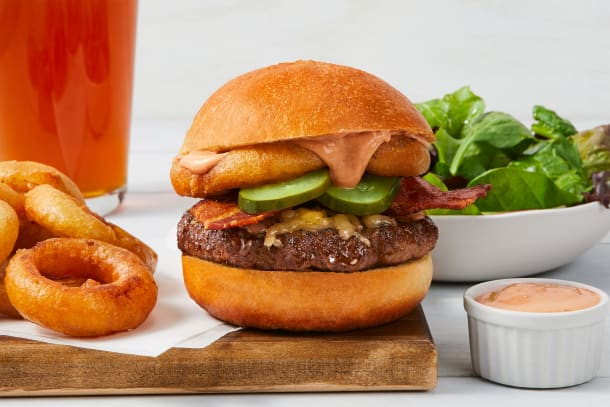 The Boss Burger