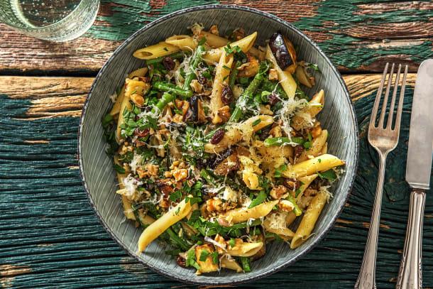 Vegetarian Recipes - Venetian Style Veggie Pasta (v)