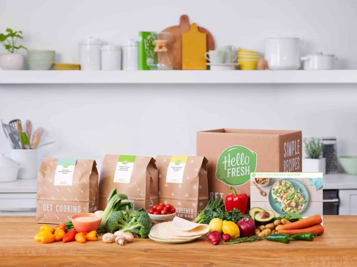 Hello Fresh Veggie Fundamentals Explained