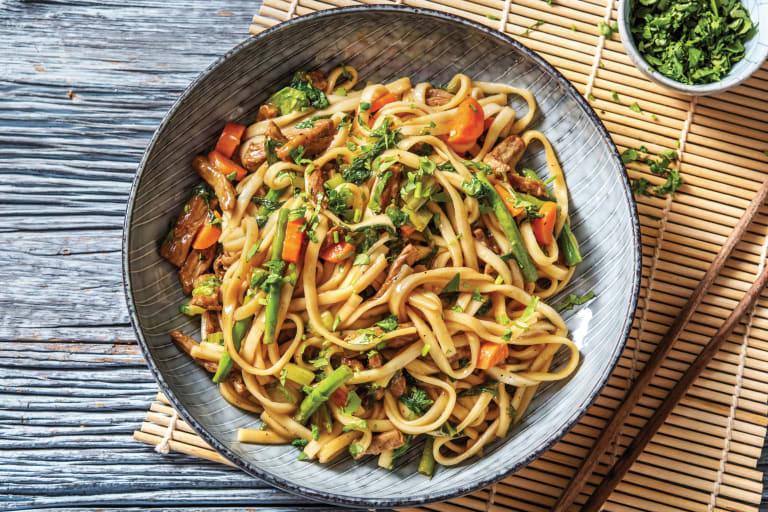 Chinese Beef Stir-Fry