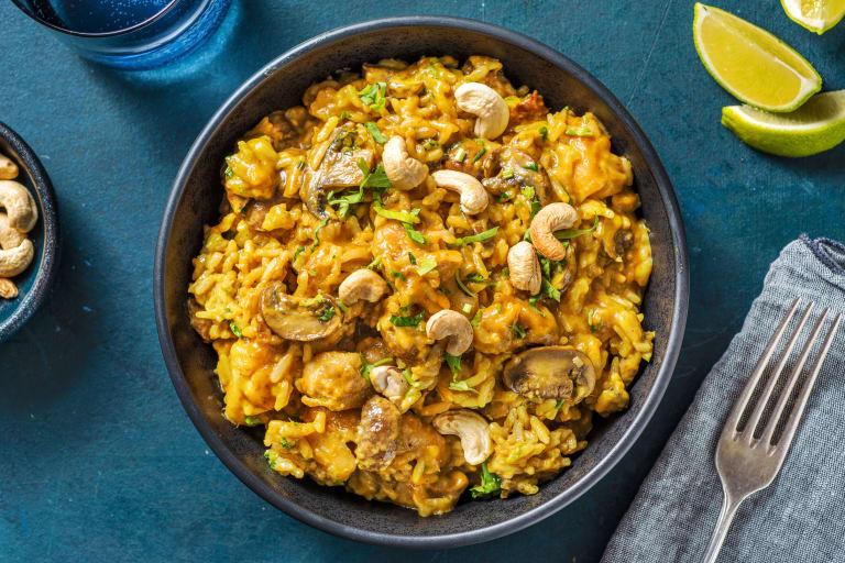 Chicken Thai Massaman Rice