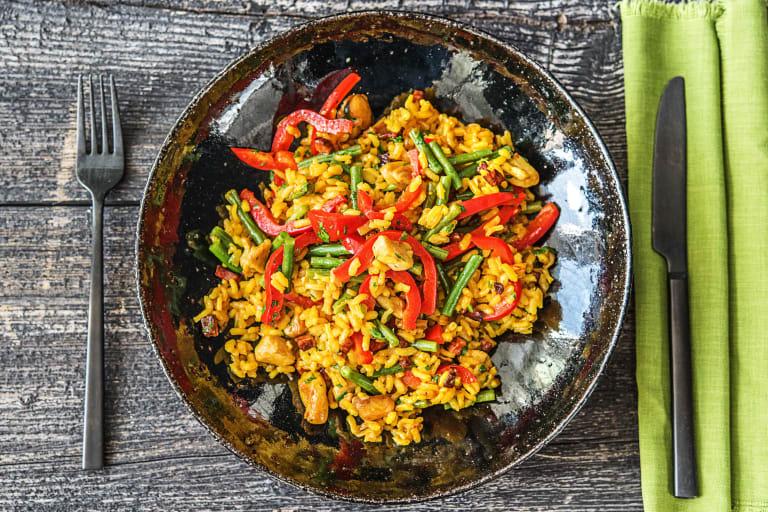 Fragrant Spanish Rice