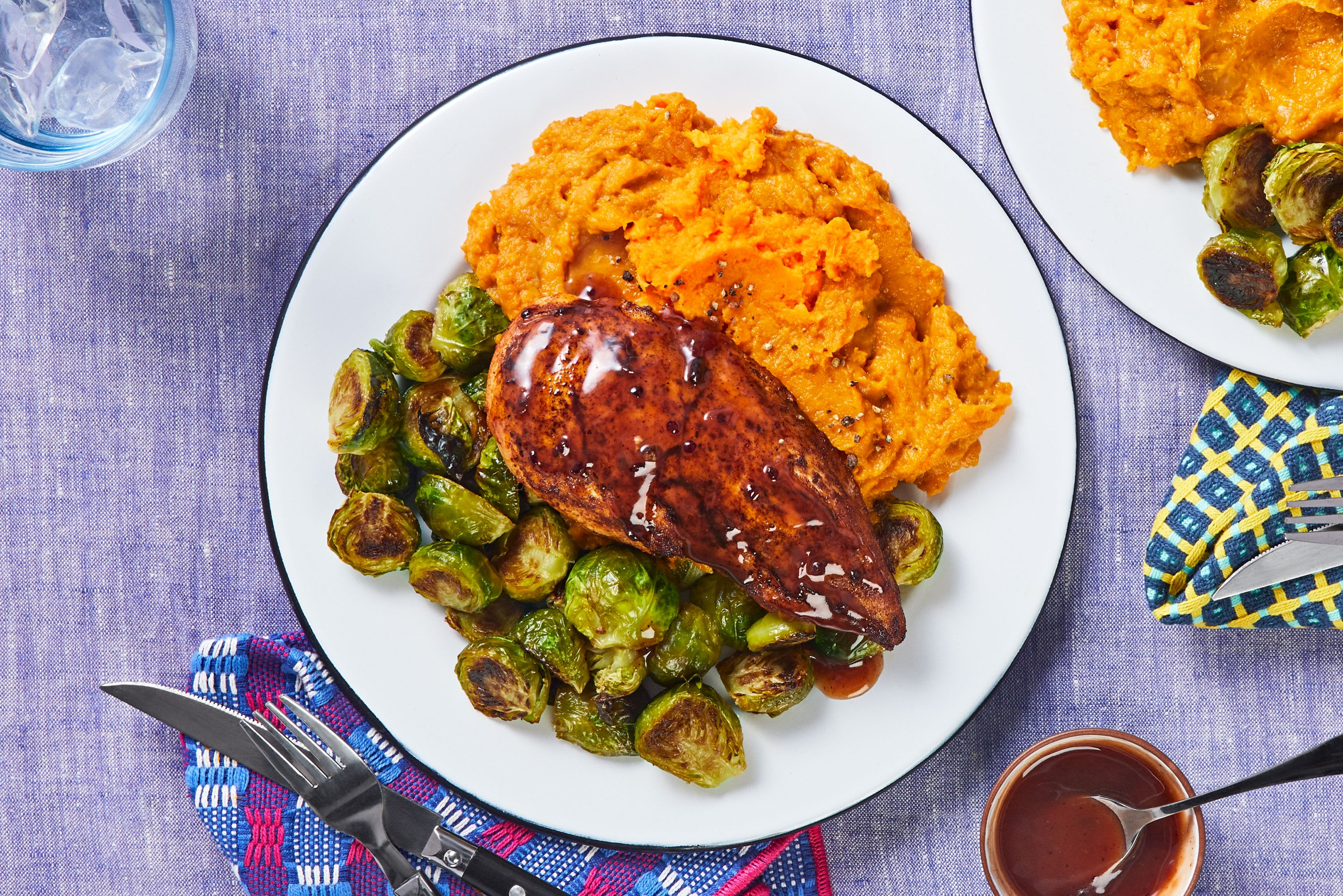 Sweet and Smoky Chicken Breasts