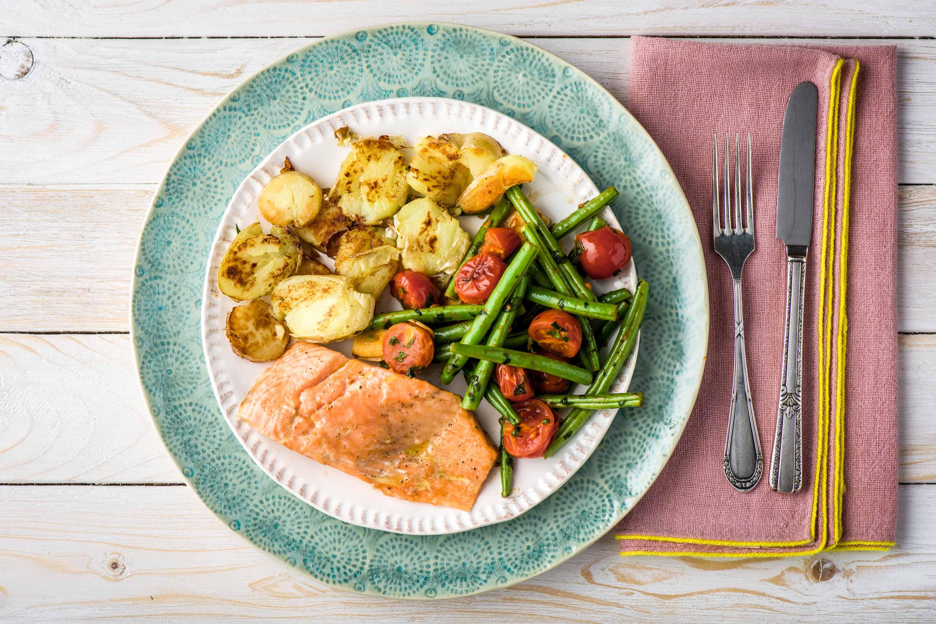 Roasted Salmon Recipe | HelloFresh