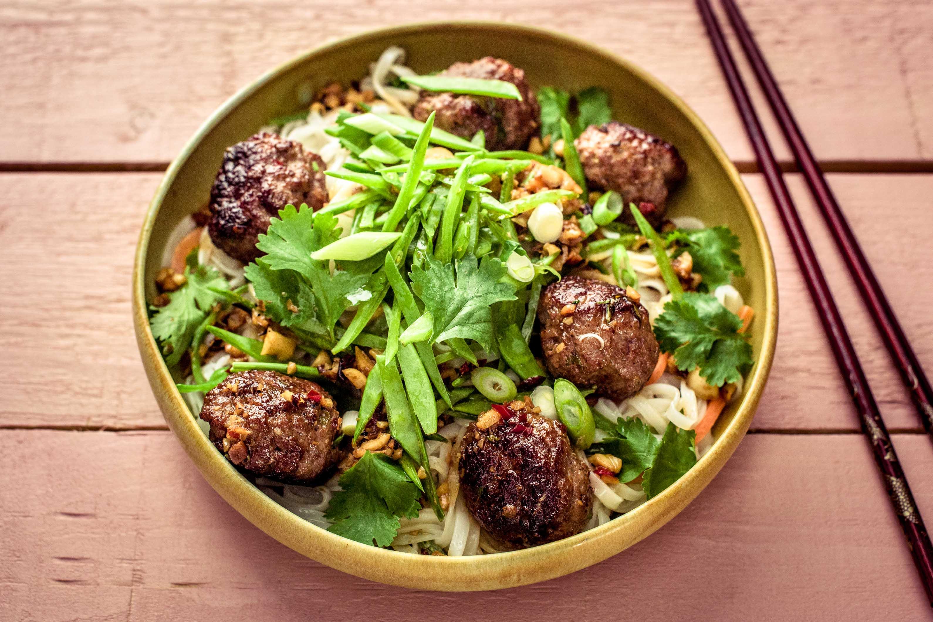 Phrase matchless... asian meatballs on snow peas picks apologise