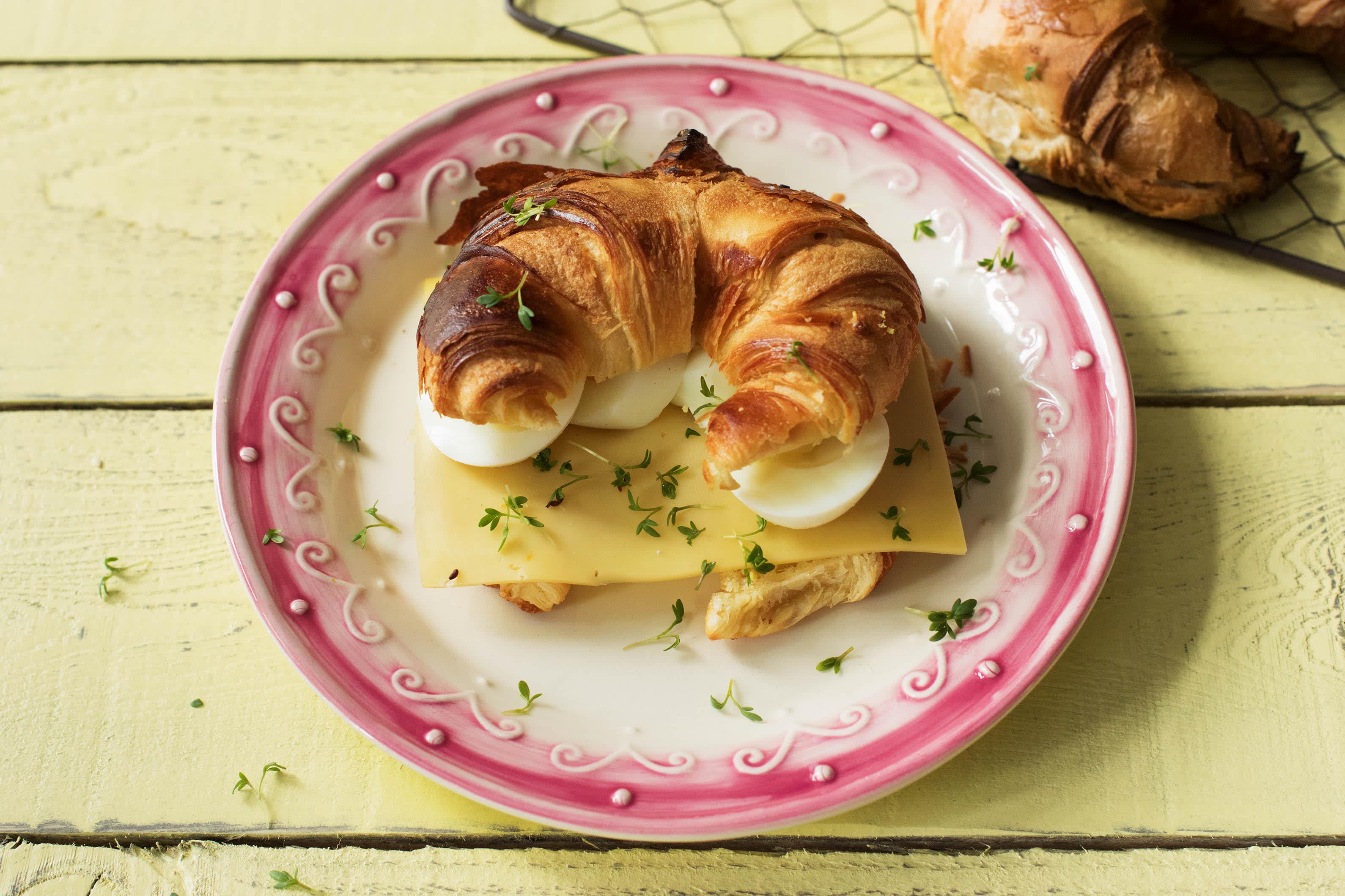 Croissant au fromage