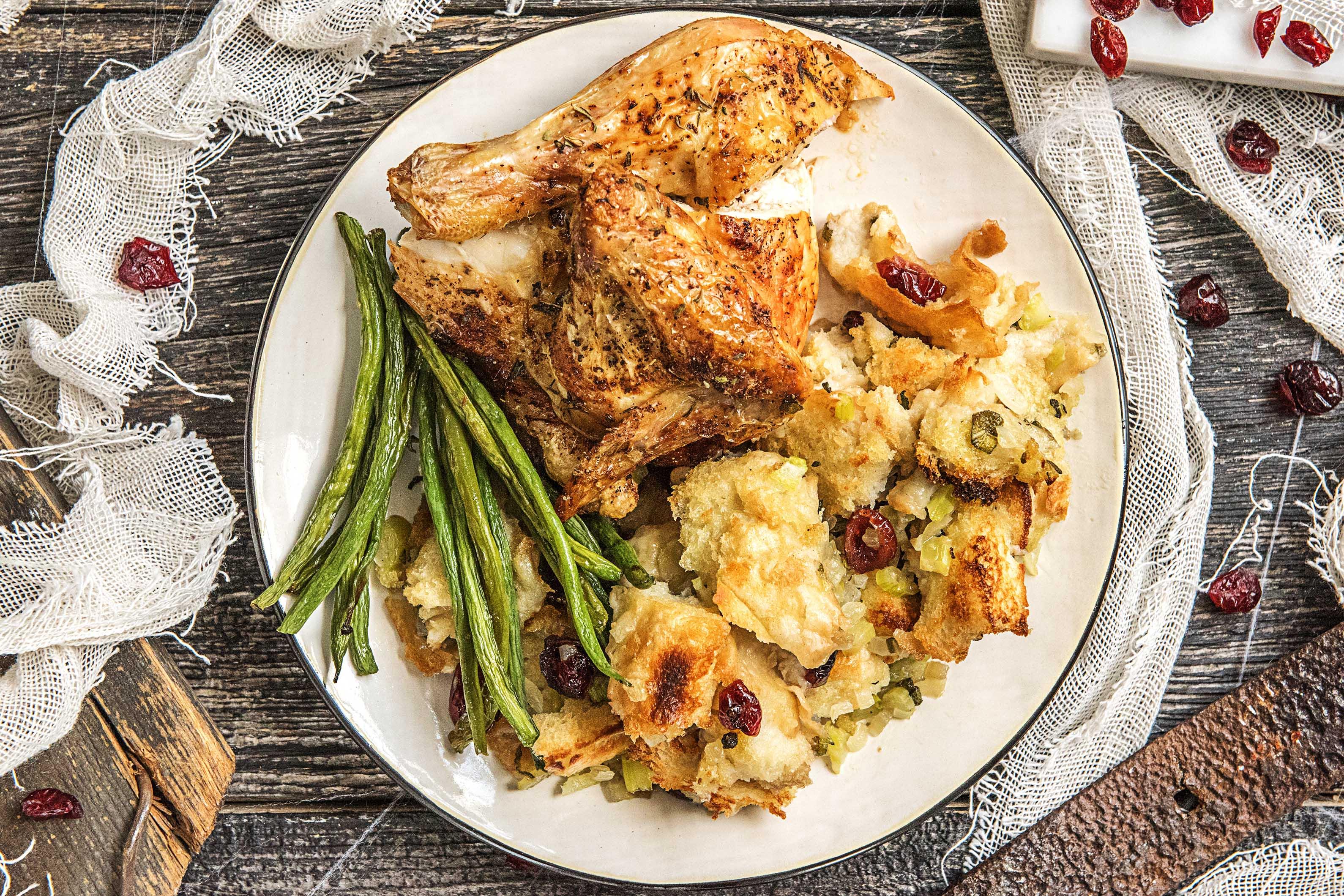 Chicken Mummy Roast