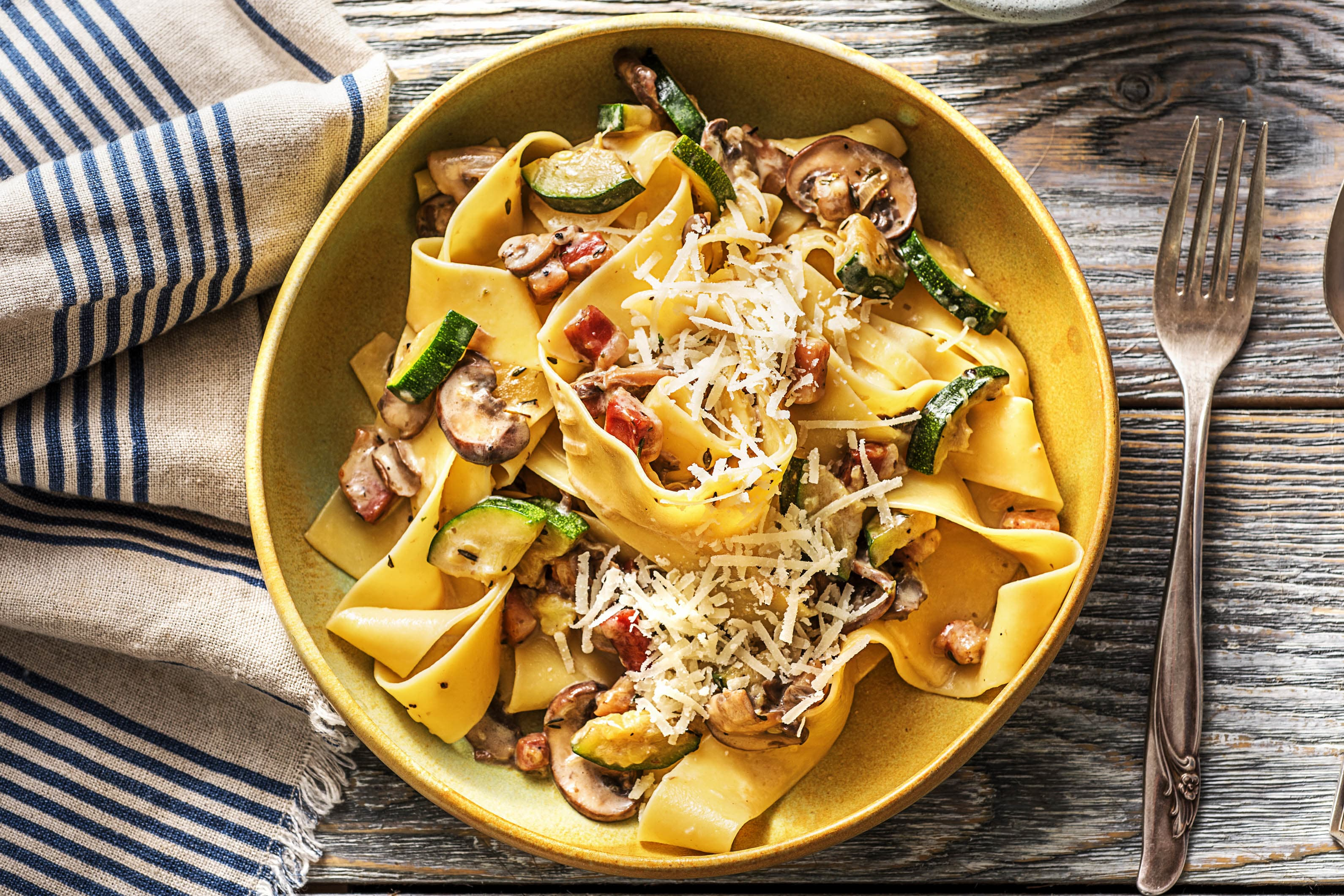 Pronto Pappardelle