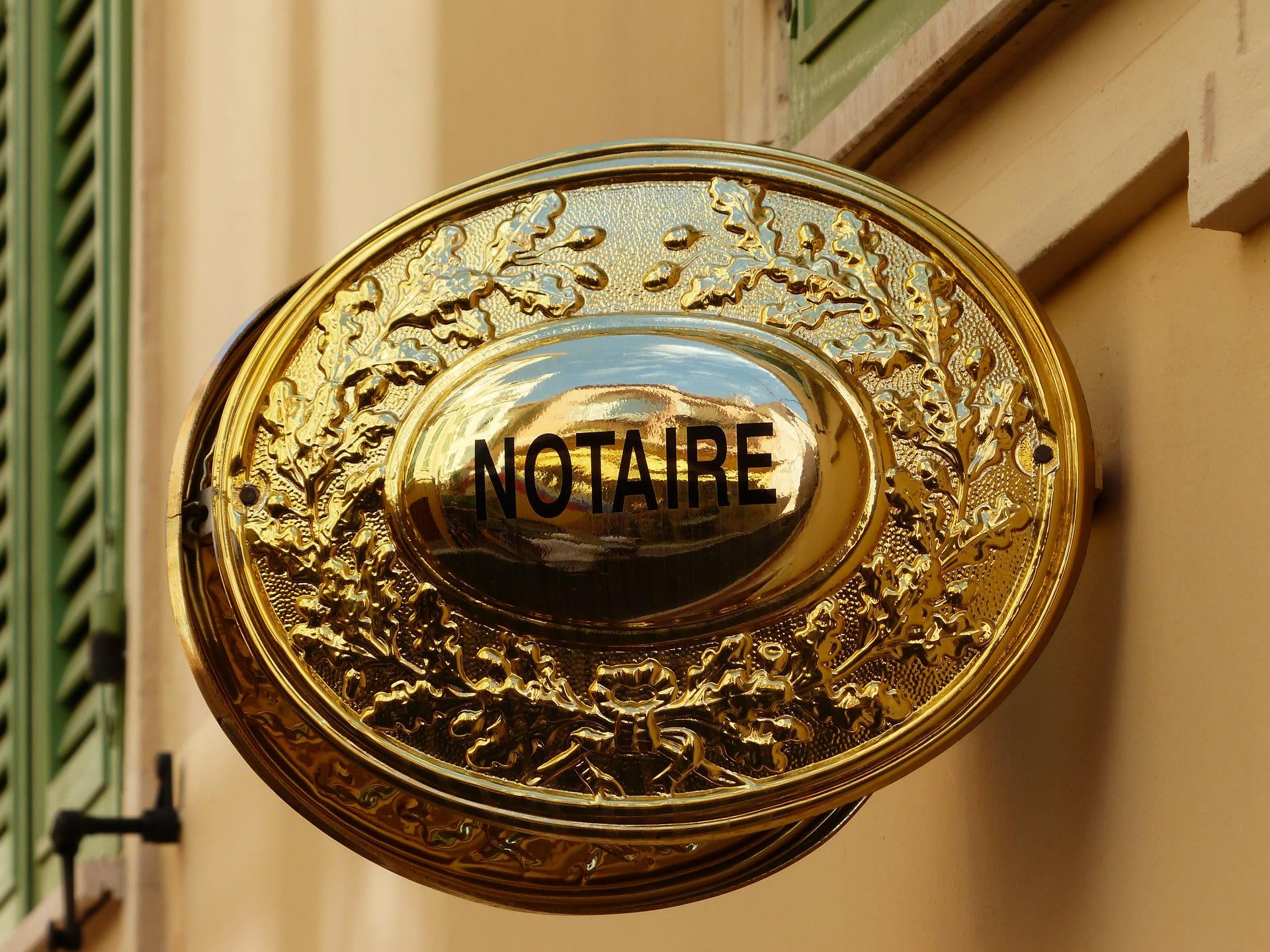 Qu'est-ce qu'un notaire immobilier?