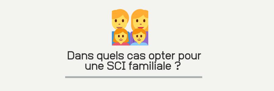 Comment emprunter en SCI familiale?