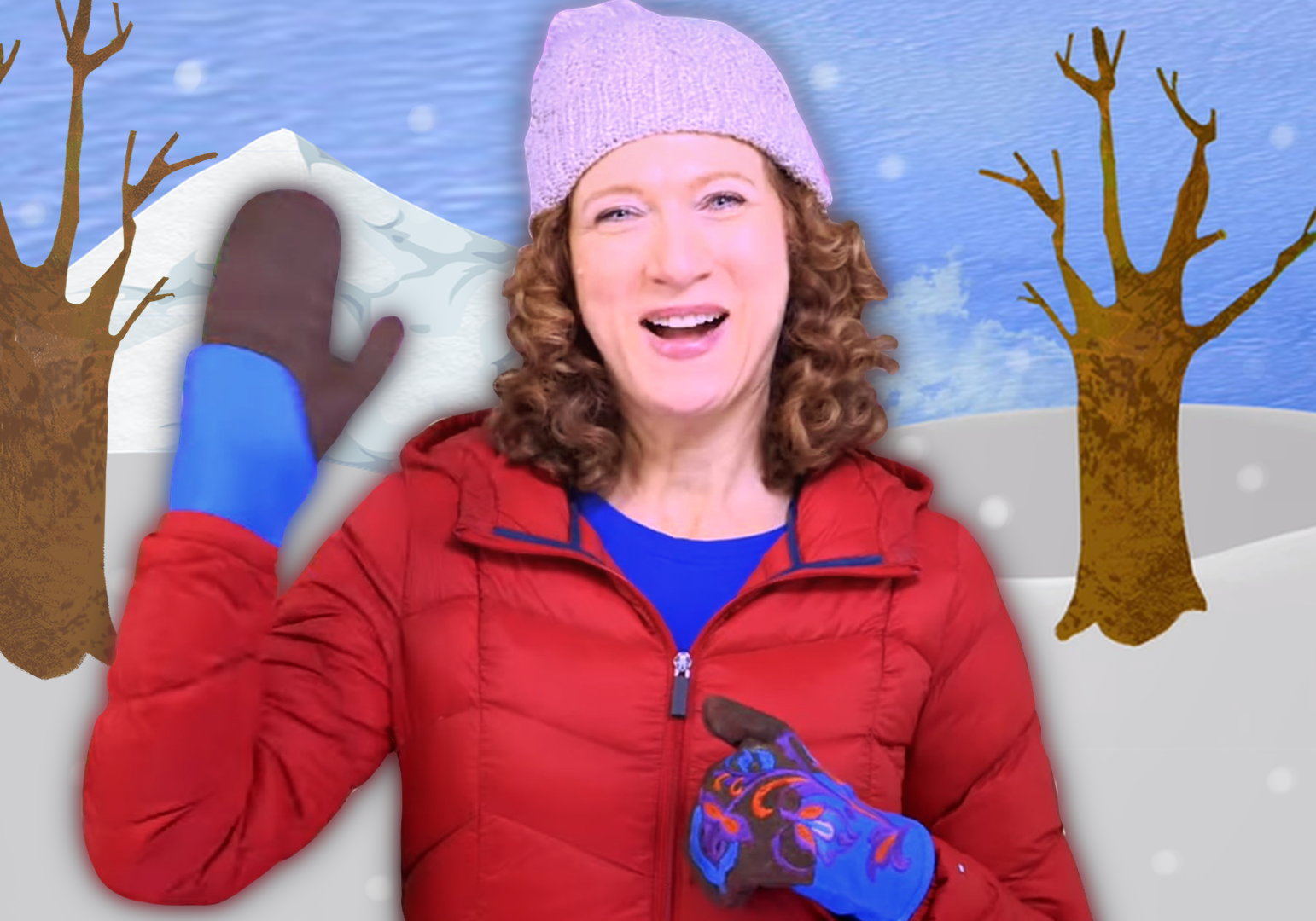 When It's Cold by The Laurie Berkner Band