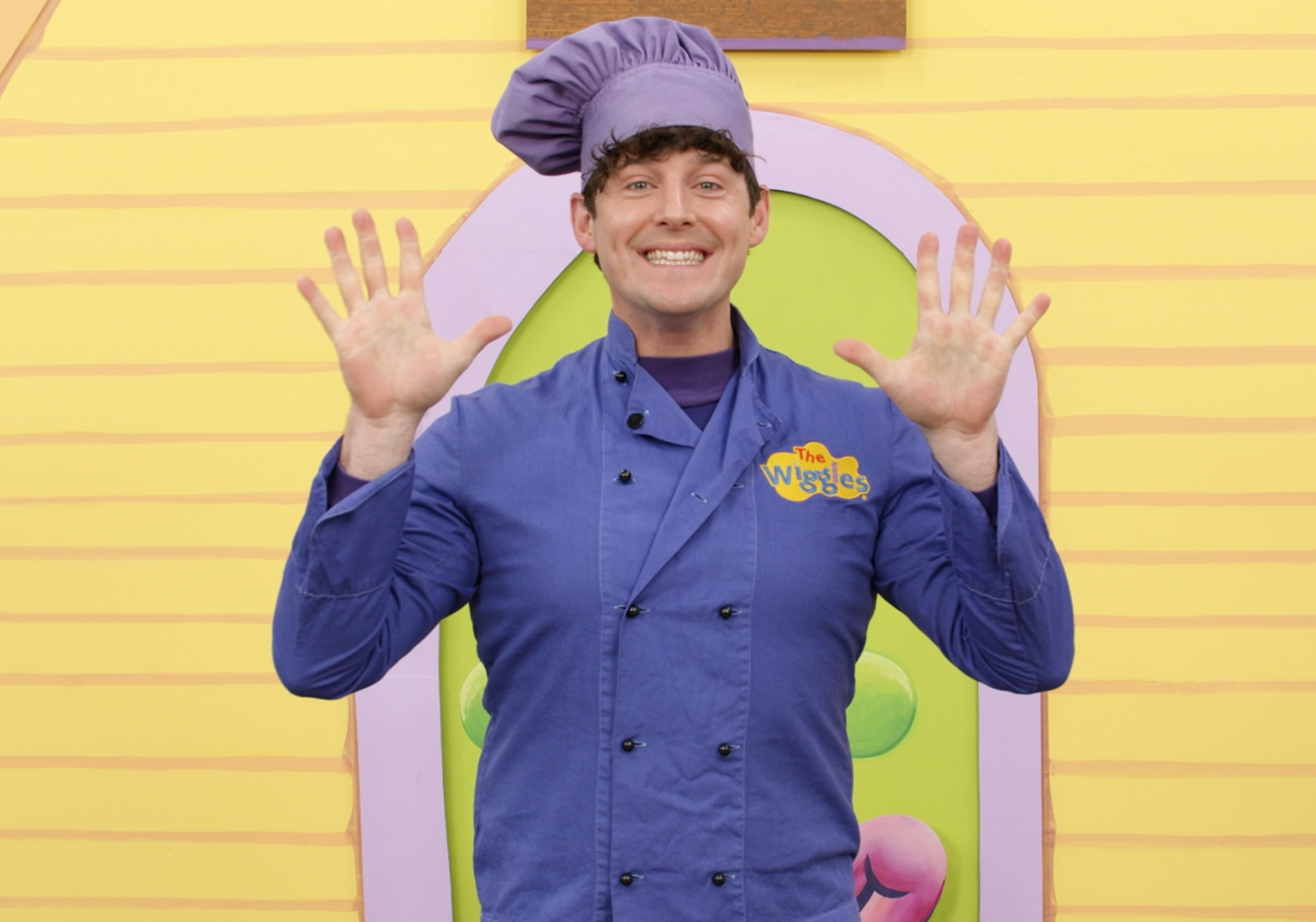 Be A Chef with Lachy! by The Wiggles