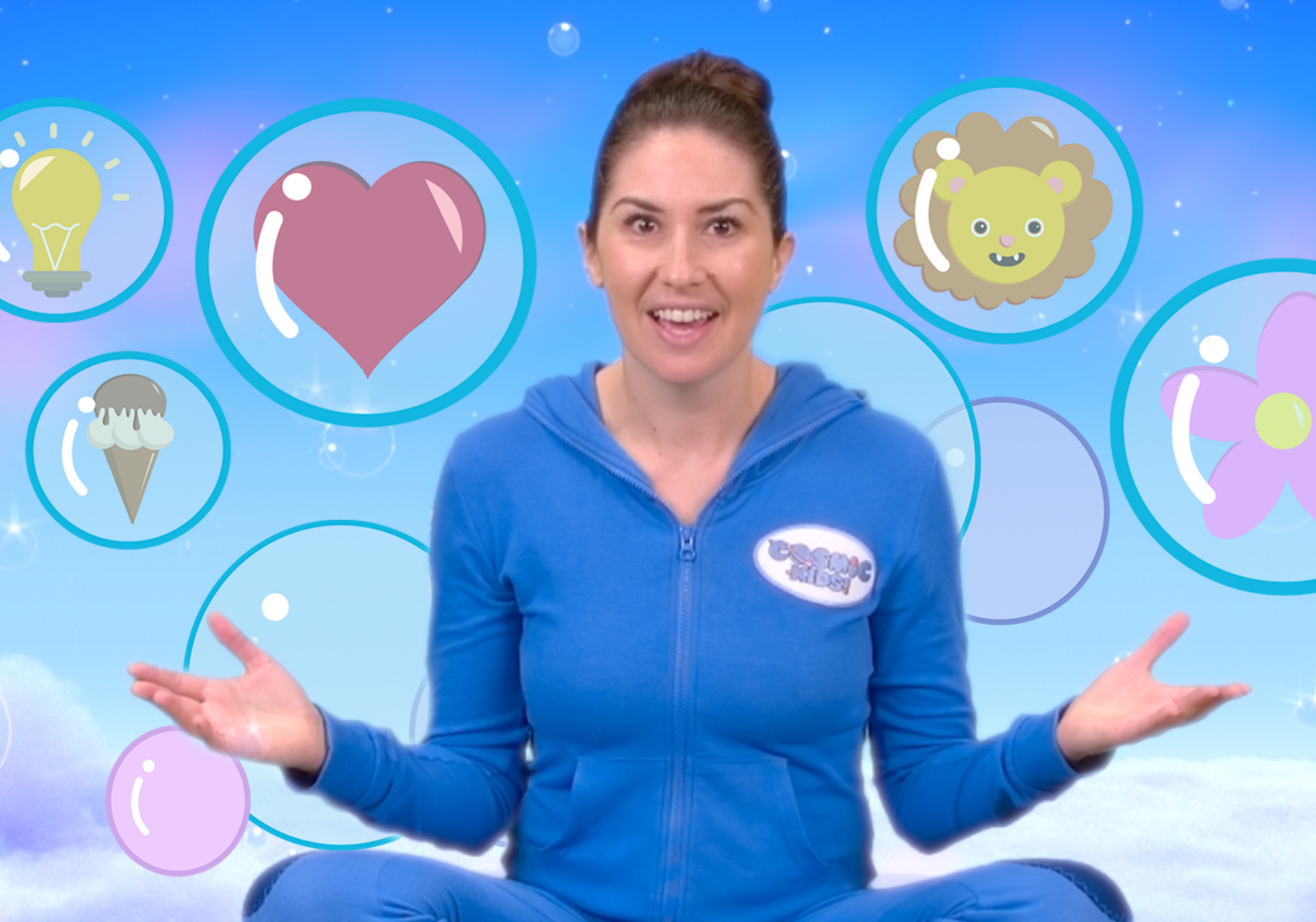 Thought Bubbles by Cosmic Kids Yoga