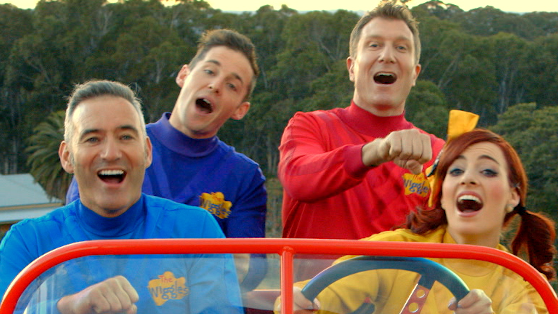 Toot Toot, Chugga Chugga, Big Red Car by The Wiggles