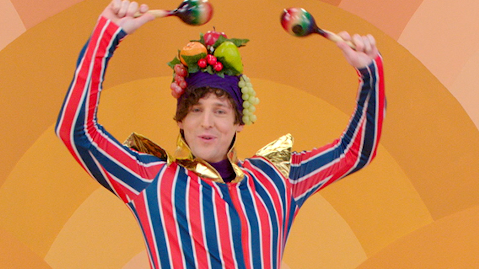 Fruitie In My Hat by The Wiggles