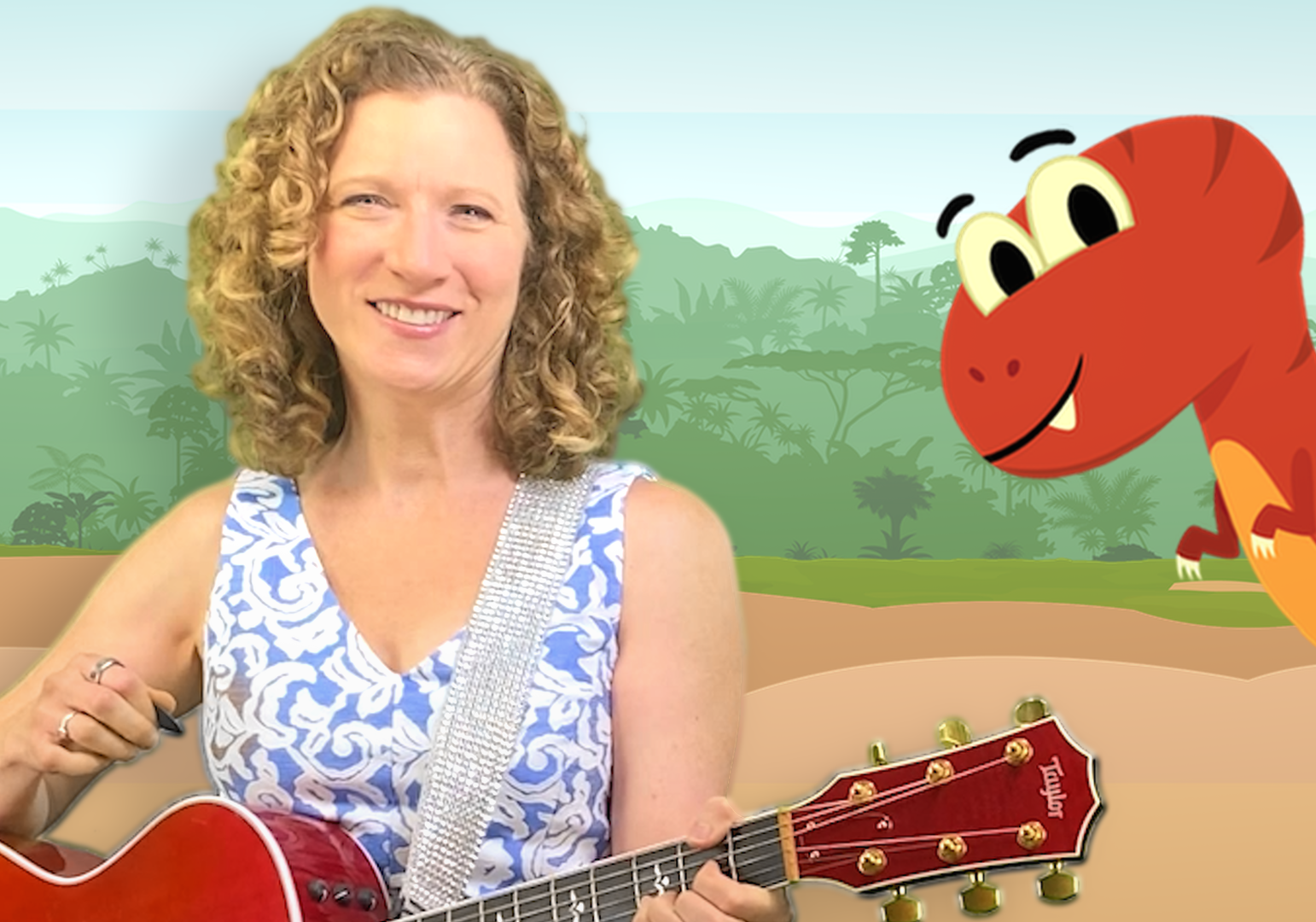 Be A Paleontologist by The Laurie Berkner Band