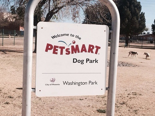 PETsMART Dog Park at Washington Park Phoenix, AZ